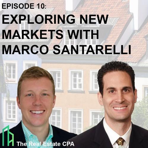 Episode 10: Exploring New Markets With Marco Santarelli
