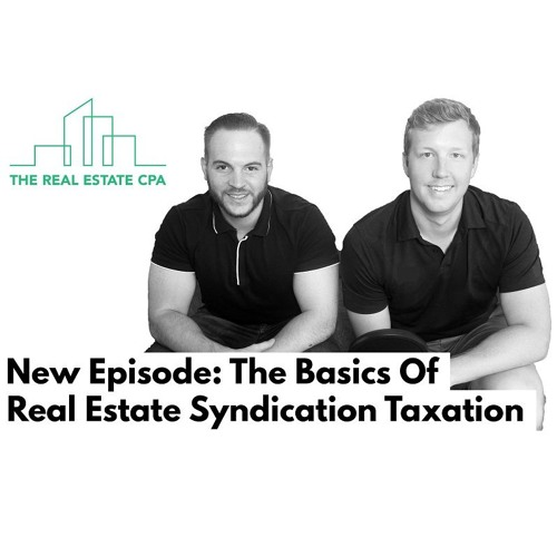 18. The Basics Of Real Estate Syndication Taxation