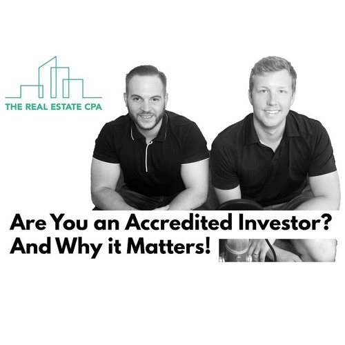 20. Are You an Accredited Investor? And Why it Matters!
