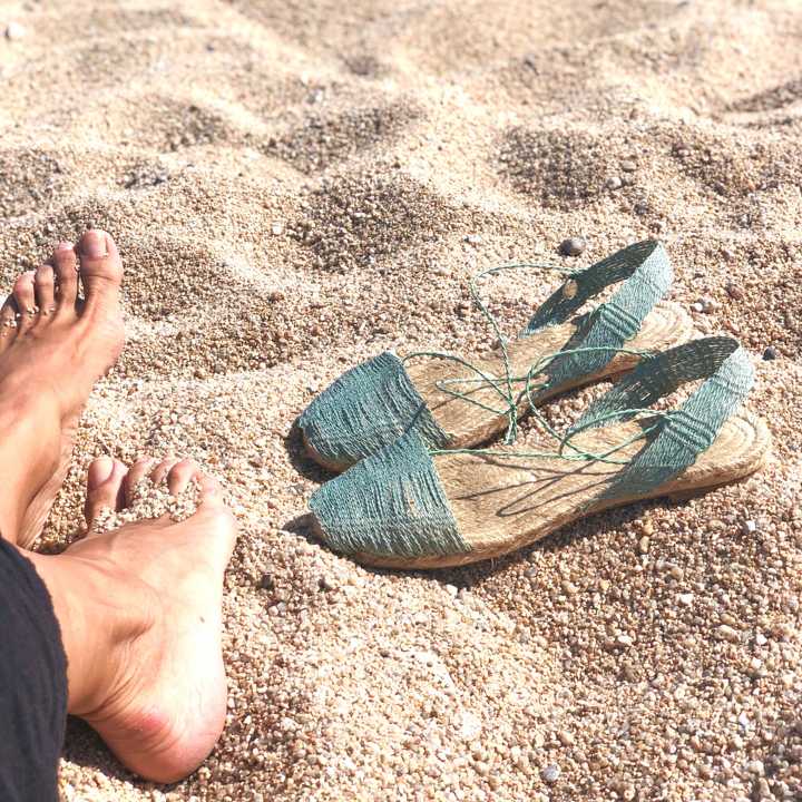 Nuestros pies tienen ganas de caminar