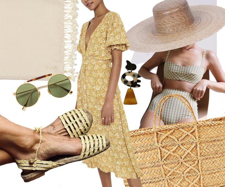 Básicos en tu maleta para un look de verano