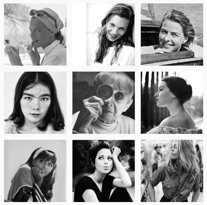 Así son las mujeres que inspiran Ball Pagès