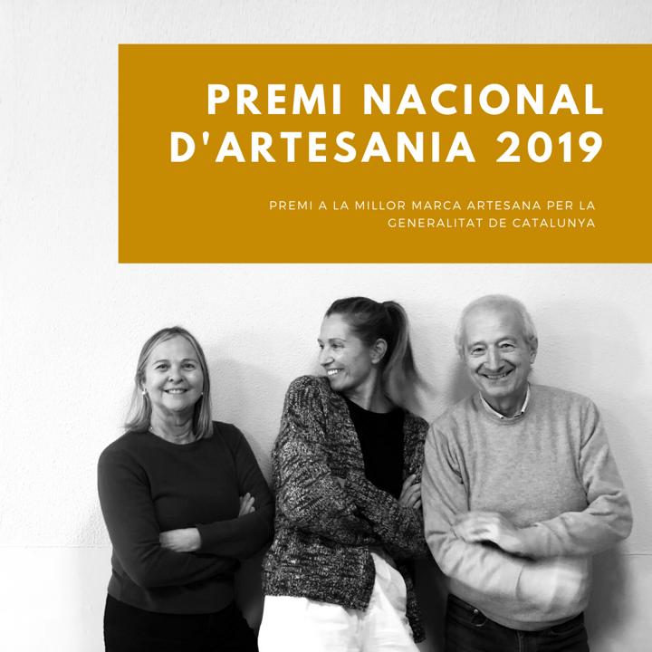 Ball Pagès, galardonada mejor marca Premios Nacionales de Artesania