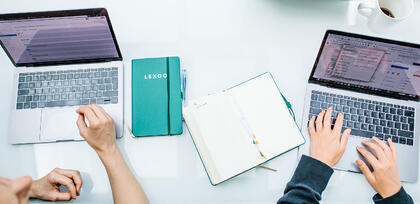 Remote working at Lexoo