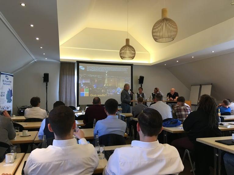 Zweites kiwiko Partnertreffen 2019 in Fürstenfeldbruck