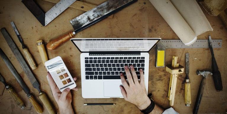 Schnellere Abläufe im Handwerk durch Digitalisierung
