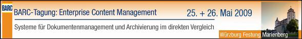 Systeme für Dokumenten-Management und Archivierung im Vergleich