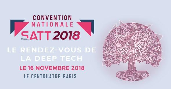 Convention nationale des SATT : le rendez-vous de la Deep Tech française