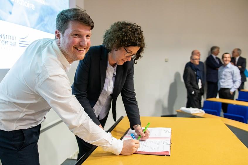 Innovation - Thérapies cellulaires : La start-up TreeFrog Therapeutics signe une licence d'exploitation avec la SATT Aquitaine Science Transfert.