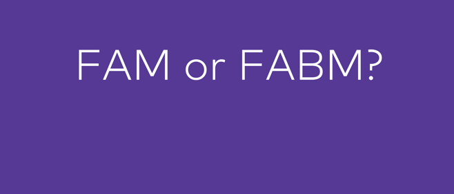 FAM or FABM? This is Not Your Grandmother's Rhythm Method