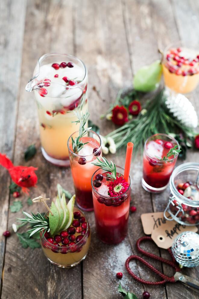 5 Mocktails to Drink This Season When Trying to Conceive
