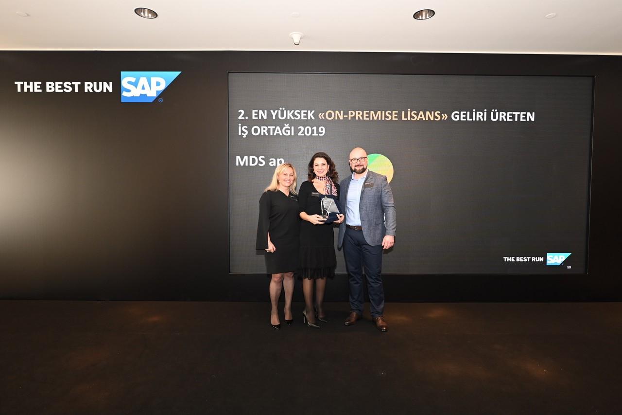 Türkiye'nin İkinci En Yüksek 'On-Premise Lisans' Geliri Üreten İş Ortağı