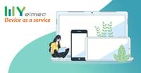 Sul MyElmec da oggi puoi controllare anche il tuo Device as a service