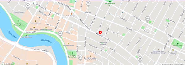 blue bikes cambridge locations
