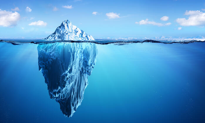 Uncovering the Iceberg of Ignorance