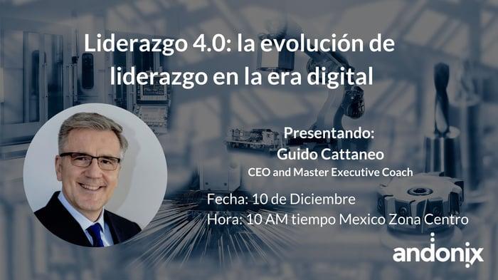 Liderazgo 4.0: la evolución de liderazgo en la era digital
