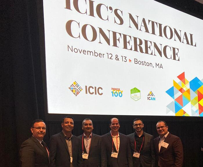 Andonix Presents at Initiative for a Competitive Inner City (ICIC) National Conference on Analyzing and Pursuing Opportunities