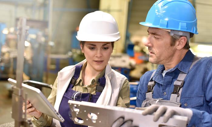 Solving Training Challenges in Manufacturing