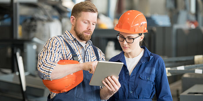 Industry 4.0's Impact on the Deskless Worker