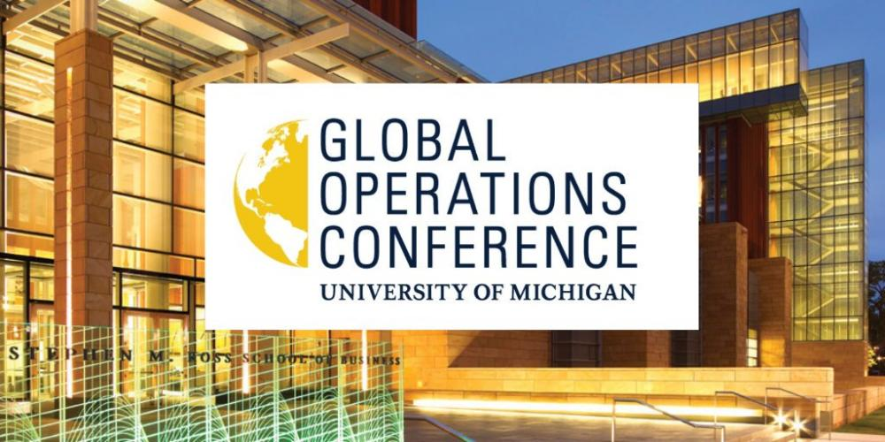 Operations 2030: 2019 Global Operations Conference