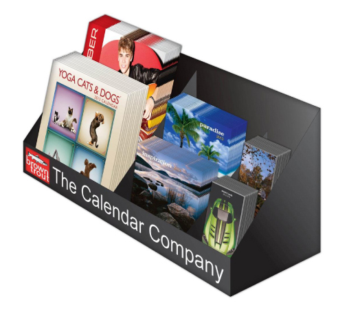 Custom Point of Purchase Displays For Publishing Companies