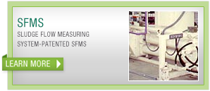 Sludge Flow Measuring SFMs