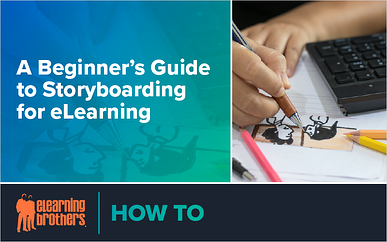 Webinar: A Beginner's Guide to Storyboarding for eLearning