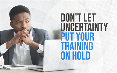 Don't Let Uncertainty Put Your Training On Hold