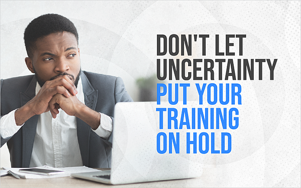Don_t Let Uncertainty Put Your Training On Hold