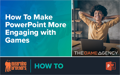 Webinar: How To Make PowerPoint More Engaging with Games