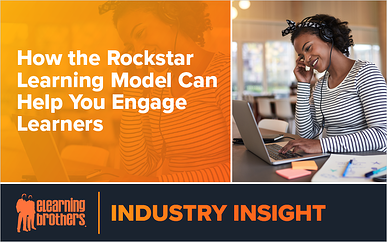 Webinar: How the Rockstar Learning Model Can Help You Engage Learners