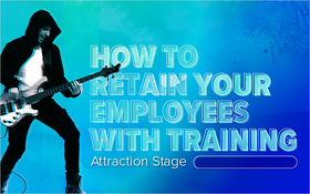 How to Retain Your Employees With Training: Attraction Stage