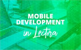 Mobile Development in Lectora