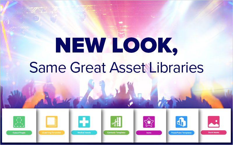 New Look, Same Great Asset Libraries _Blog Featured Image 800x500