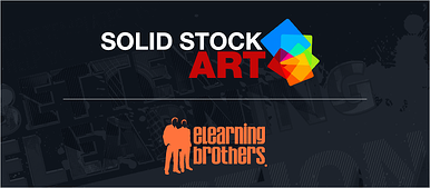 eLearning Brothers Acquires SolidStockArt.com