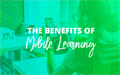 eLBX Online Day 20 - The Benefits of Mobile Learning