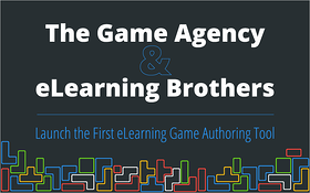 The Game Agency & eLearning Brothers Launch the first eLearning Game Authoring Tool_Blog Featured Image 800x500