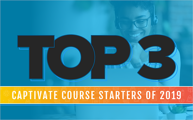 Top 3 Captivate Course Starters of 2019