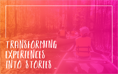 Webinar: Transforming Experiences Into Stories