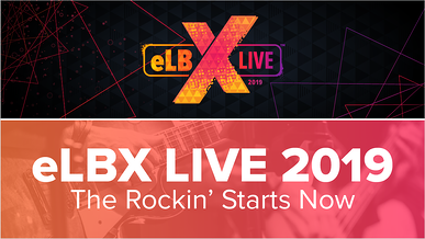 eLBX Live 2019: The Rockin' Starts Now