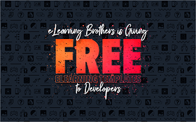 eLearning Brothers is Giving Free eLearning Templates to Developers_Blog Featured Image 800x500
