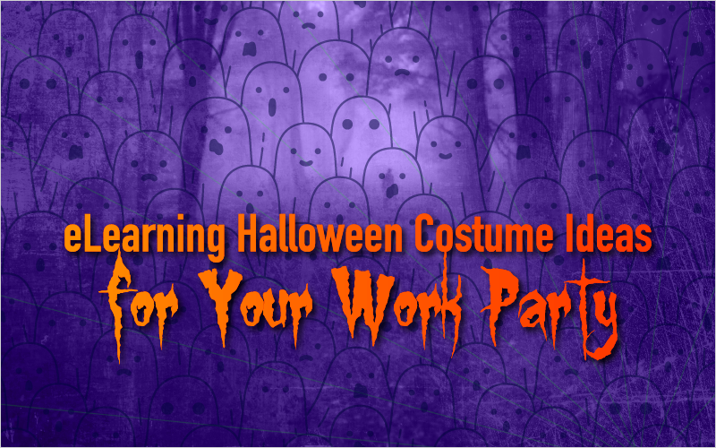 eLearning Halloween Costume Ideas for Your Work Party