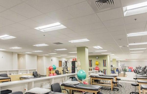 Three Benefits of LED Troffer Lighting