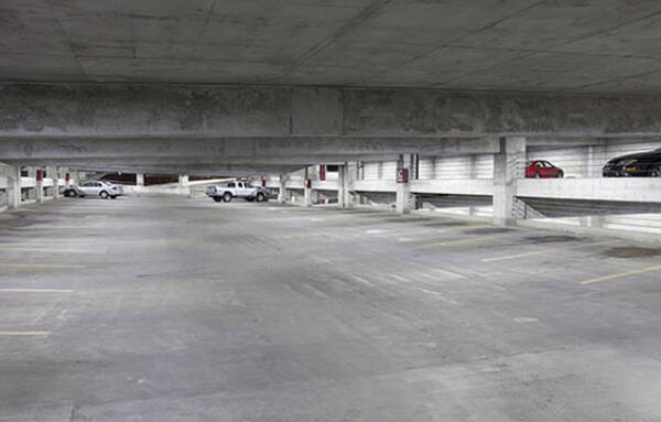 Three Benefits of LED Parking Garage Lighting