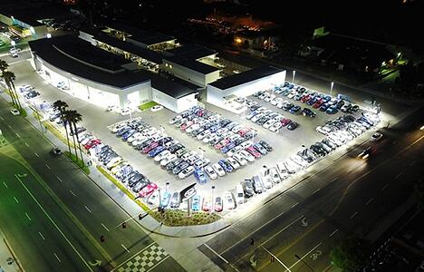 Property Managers Benefit from Commercial LED Flood Lights