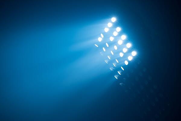LED Arena Lighting is Changing the Way We See Games