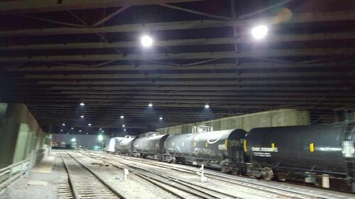 Conrail Leads the Way with Industrial LED High Bay Lights