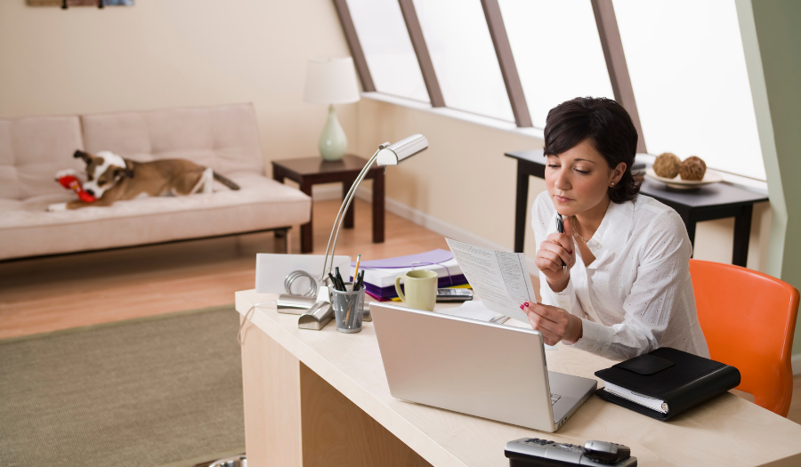 3 Steps to Working Happier & Smarter from Home