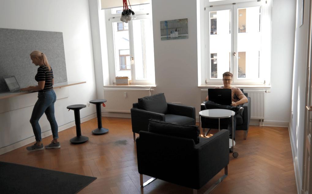 Flexibles Arbeiten – jeden Tag ein neuer Arbeitsplatz