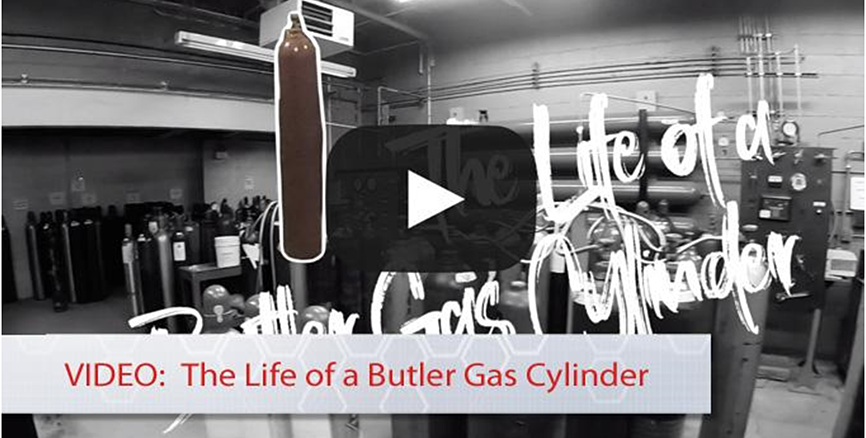 A Day in the Life of a Butler Gas Cylinder